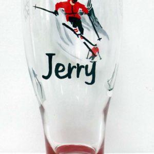 Ski Pilsner Glass