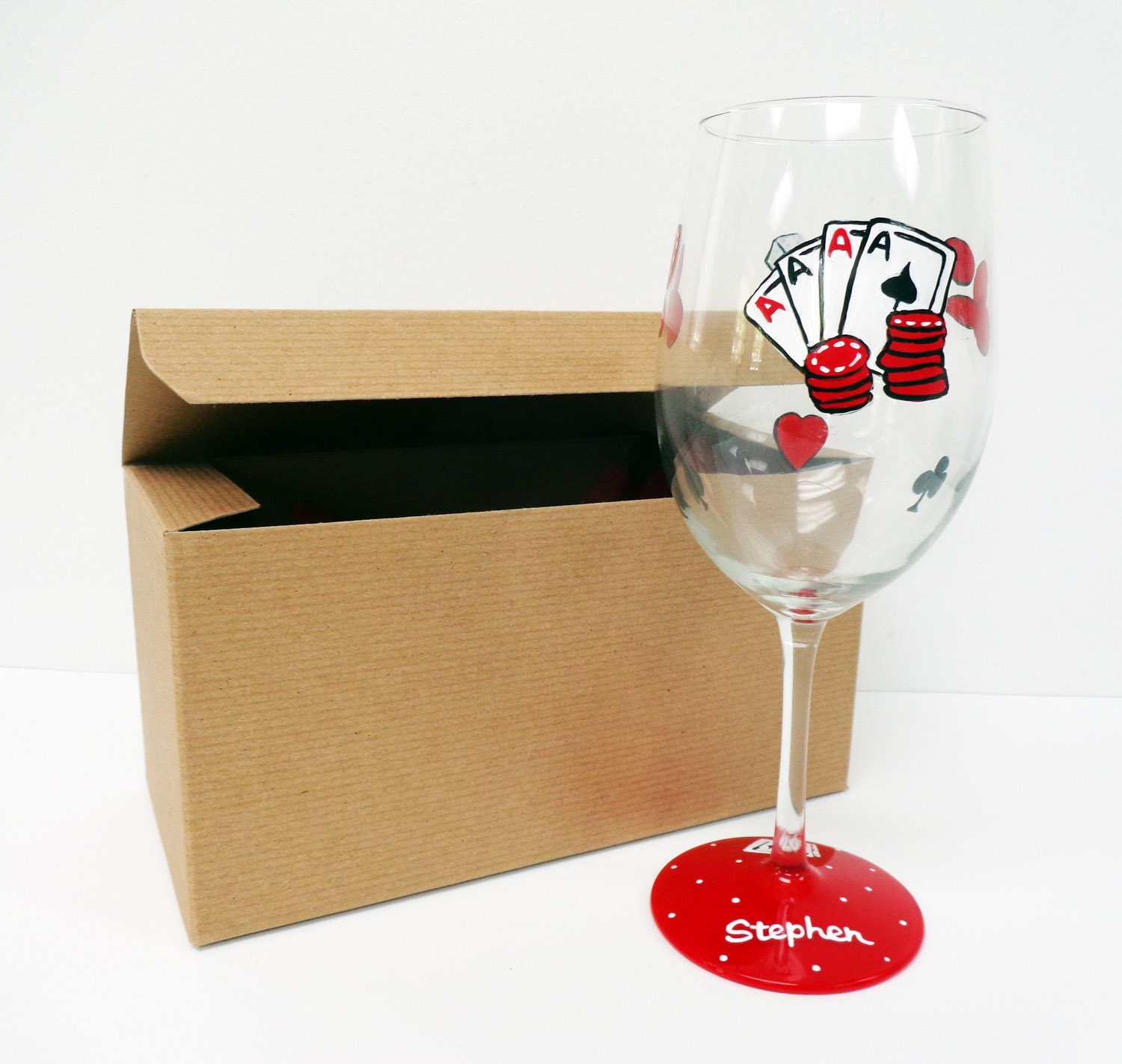 Gift Box for your wine glass