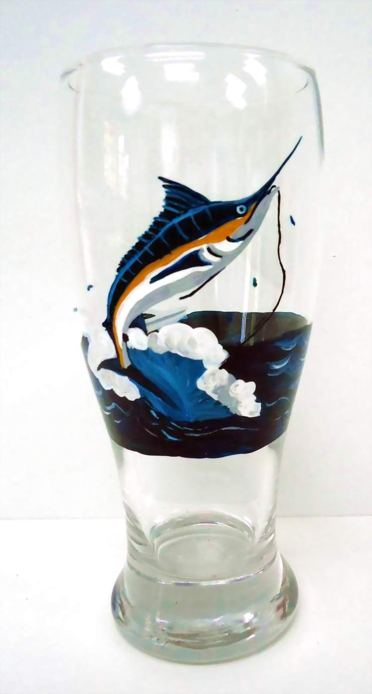 Fishing Glass