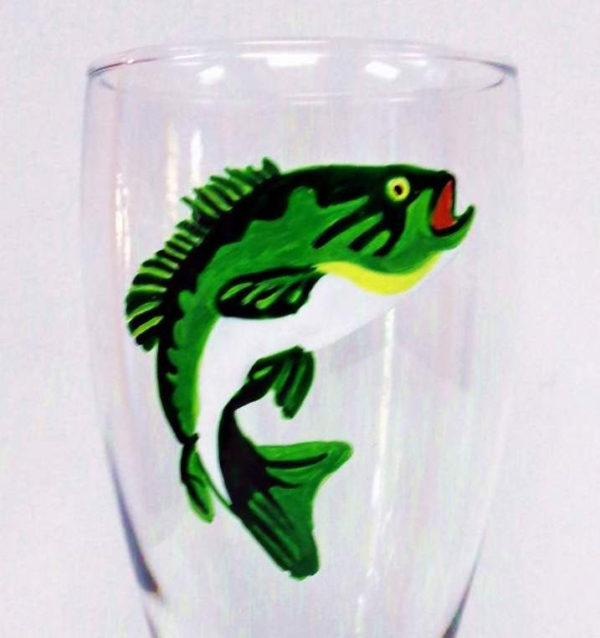 Fishing Glass
