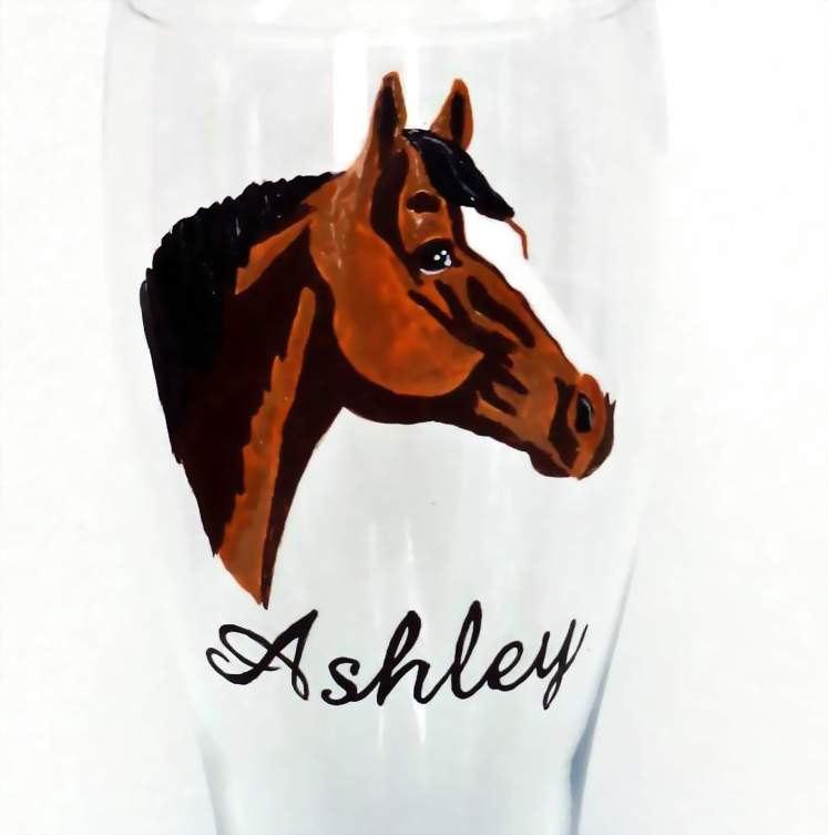 Horse Glass