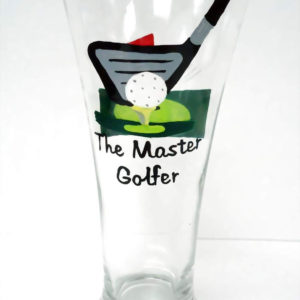 Master Golf Glass