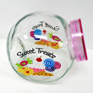 Sweet Treat Cookie Jar