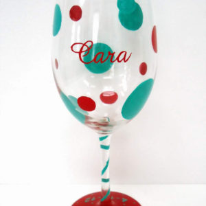 Personalized Wedding Glasses
